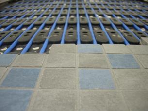 Fussbodenheizung-PP-Film-Floor-System