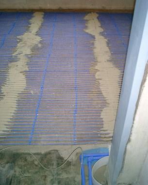 Fussbodenheizung-PP-Floor-System
