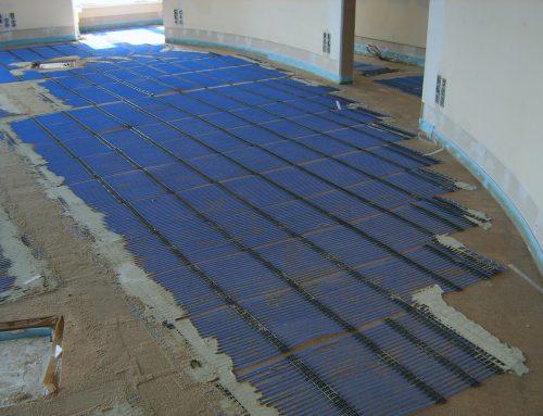 Fußbodenheizung Altbau – nachträglich einbauen